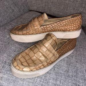 Stuart Weitzman Slip on Sneaker